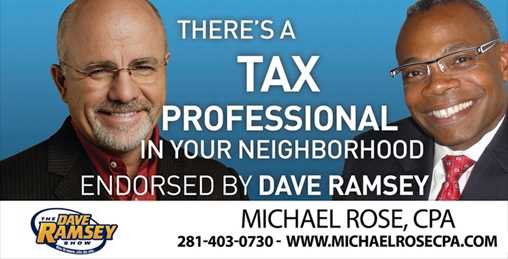 Dave Ramsey Endorsement